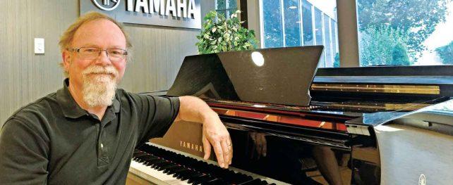 ヤマハレッスンの魅力に迫る スティーブン・クルドリッジさん インタビュー|ヤマハ音楽教室がマーカムに移転記念シリーズ1
