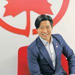 エアカナダ アジア セールス・マネージャーマーク橋本さん インタビュー|特集「憧れ・出会い・交流 ニッカナインティー」