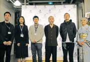 トロント国際映画祭に出品された 日本関連映画関係者レセプション「JAPAN FILM NIGHT」