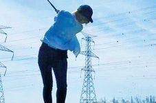 練習場|新ミサキのカナダ・ゴルフライフ 第3回