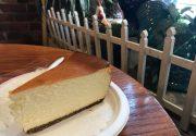 ニューヨークといえばチーズケーキ!