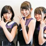 女性3人組ボーカル&ダンスユニットの「ONEPIXCEL」|ジャパンフェスティバルカナダ2018 アイドル公演 インタビュー
