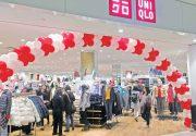 マークビル・ショッピングモールにユニクロが出店!1300人の行列で大盛況のオープン日に突撃取材!
