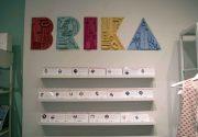 ポストカードを求めて手作り雑貨のお店BRIKAへ
