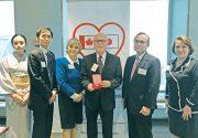 日本とカナダのさらなる発展を目指す「Walk in Canada, Talk on Japan」フォーラム / Japan Society・日本総領事館共催