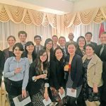 日本とカナダの架け橋として活躍することを期待したい JETプログラム 帰国者歓迎レセプション