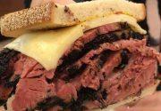 肉好き必見!$25のサンドイッチinマンハッタン