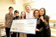 2012年の初開催から累計20万3200ドル達成!オークビルの老舗・舞レストランが2018年もファンドレイジング ディナーイベントを開催