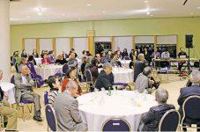 「新企会」創立40周年記念レセプション開催