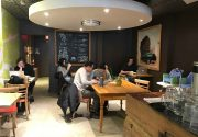 仕事をするならここ!オフィス的雰囲気Cafe