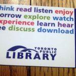 最近は図書館に入り浸ってます