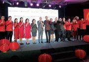 エア・カナダ主催レセプション「Lunar New Year Celebration」旅行代理店ら200名以上のゲストを迎えて春節を祝う