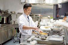 在トロント日本国総領事公邸料理人・渡邉元弥シェフによる「ダシ」についての講演会がジョージ・ブラウン・カレッジで開催 メイド・イン・ジャパンでカナダを攻めろ!