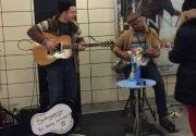地下鉄がコンサート会場!個性あふれるTTCミュージシャン!