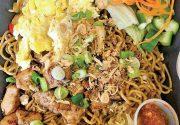 インドネシア・ストリートフードと揚げたMarsチョコレートバー|トロントB級グルメ王の百味飲食