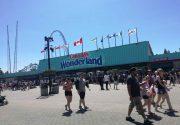 暑い!熱い!Canada's Wonderland!