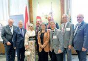 オンタリオ州議事堂にて日・オンタリオ州関係祝賀レセプションが開催