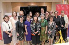 アジア太平洋財団カナダ・ 第1回カナダ女性ビジネス派遣団フォローアップ会合 および伊藤総領事主催による派遣団歓迎レセプション開催 メルモが行く!