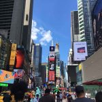 まるで映画の主役になれる街、ニューヨークへ