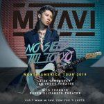 [速報]独占インタビュー!サムライギタリスト「MIYAVI」のカナダ公演決定!7/25バンクーバー&8/16トロント