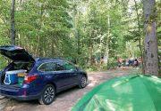 「キラーニー・オンタリオ州立公園」スバルでロードトリップ 家族で楽しめるオンタリオ・アウトドアライフ Ontario Outdoor Life with SUBARU