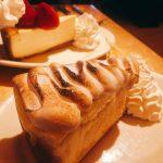 30種類以上のチーズケーキがある人気レストラン!