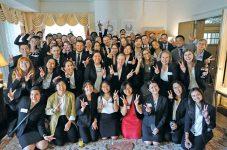 伊藤恭子トロント総領事公邸にてJETプログラムのフェアウェルレセプションが開催