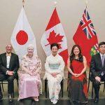 憲仁親王妃 久子殿下 カナダストーリ-|特集 トロントと日本を結びあわせて第100号