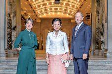 憲仁親王妃久子殿下カナダ御訪問・トロント密着取材|特集 トロントと日本を結びあわせて第100号