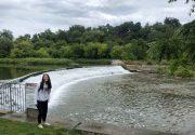 5時間歩いてオンタリオ湖を目指せ!