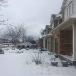 トロントの冬に対するボヤき