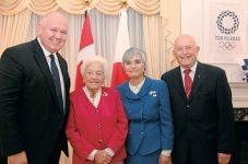 カナダ・トロントに愛知県議会議員団が視察訪問