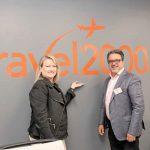 エイチ・アイ・エス(HIS)がM&Aでグループ企業化した「itravel2000.com」初の路面店をシェラトンホテルにオープン!