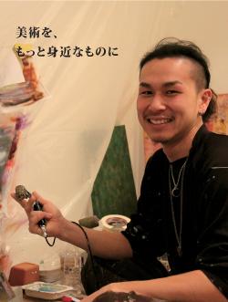painter-kikuta
