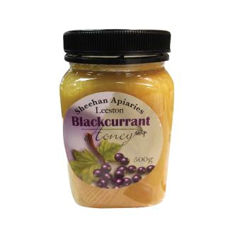 Blackcurrant-Honey