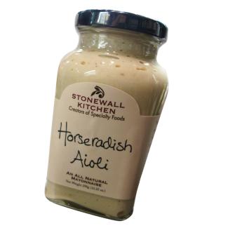 Horsradish-Aioli
