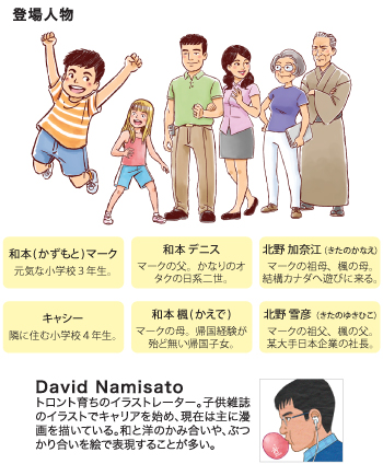 david-namisato-manga-characters