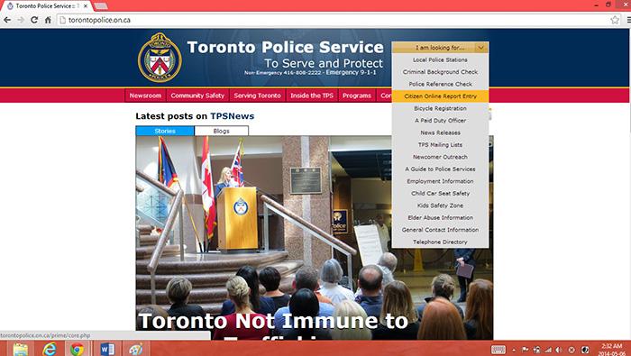 toronto-police-service