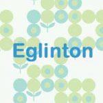 Eglinton カナダトロントのエグリントンで見つけたファストフードとカフェ7店舗