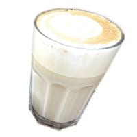 Latte($3.50)