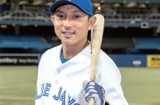 TORONTO BLUE JAYS 川崎 宗則選手