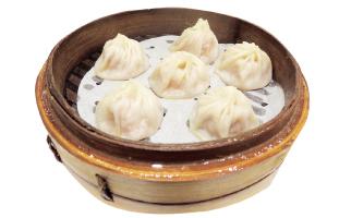 2.Crab Meat Xiao Long Bao