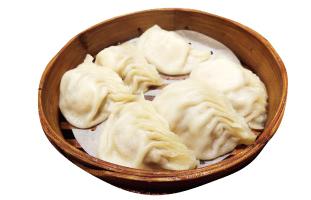 5.Steamed Dumpling