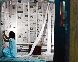 Nuit Blancheの活動もサポートしている。PhotoⒸKuru Selvarajah