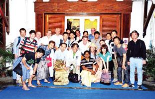 Multicultural体験は日本人にとって今後必須 @McGillミャンマー旅行