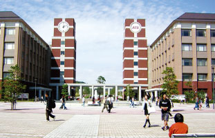 留学生割合4割にも 達するAPU大学