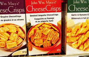 チーズ好きにはたまらないビジュアル