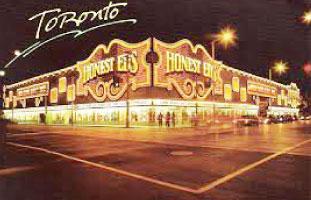 Honest Ed's Bargain Store