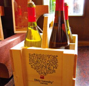 レゼント用のワインを購入するなら木箱も一緒に購入したい