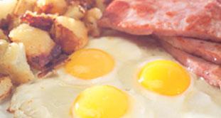 朝食メニューが1日中オーダーできる